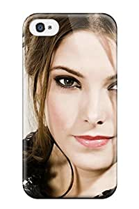 Iphone Case - Tpu Case Protective For Iphone 4/4s- Ashley Greene From Twilight Women People Women