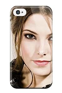 XiFu*MeiExcellent Design Ashley Greene From Twilight Women People Women Phone Case For Iphone 4/4s Premium Tpu CaseXiFu*Mei