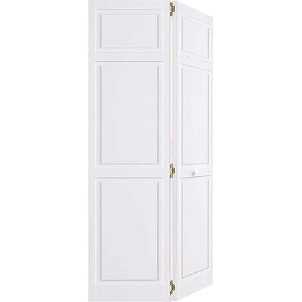 Amazon Snavely International Closet Door Bi Fold 6 Panel