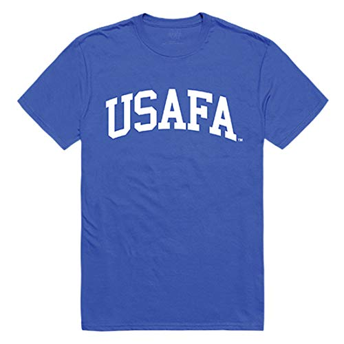 Force United Academy Air States - USAFA United States Air Force Academy NCAA College Tee t Shirt, Large