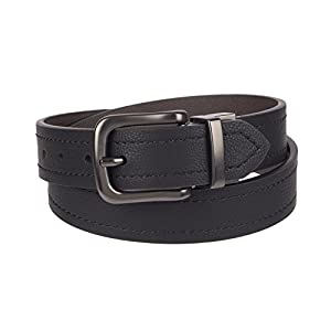 Columbia Boys' Big 1″ Wide Classic Reversible Belt