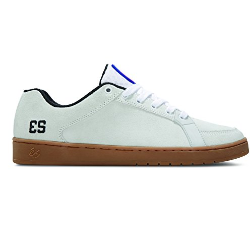 eS Sal White/Gum 9uk