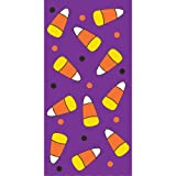 Creative Converting Swankies Candy Corn Fashion Decorative Pocket Tissue Package for Parties