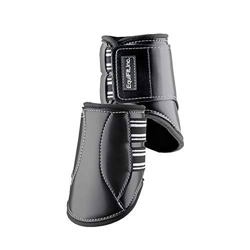 EquiFit MultiTeq Hind Boots - Black
