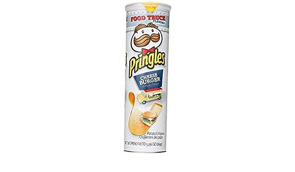 Pringles, Patata de bolsa - 7 de 169 gr. (Total 1183 gr ...