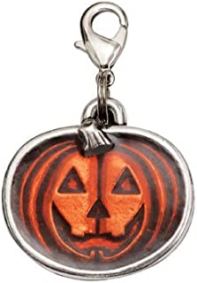 product image for Rockin' Doggie Pewter Collar Charms - Pumpkin