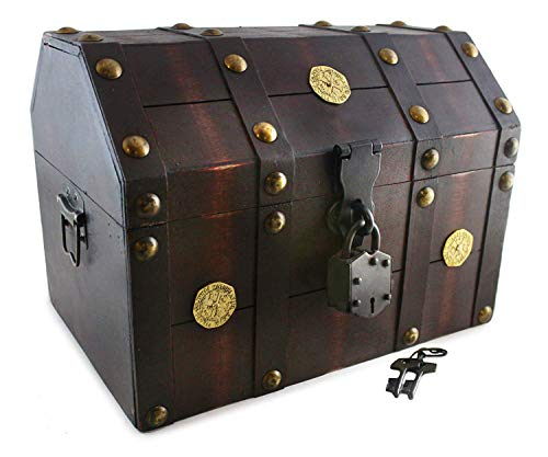 Well Pack Box Treasure Chest Pirate 13