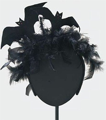 BAT HEADBAND,11x11 Inches by GALLERIE - Mall Galleria Stores