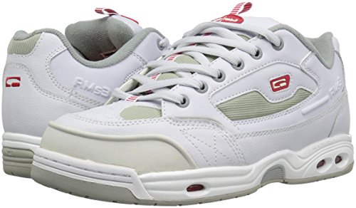 GLOBE Skateboard Shoes RODNEY MULLEN RMs3 CLASSIC WHITE/WHITE