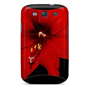 Forever Collectibles Amaryllis Dorest Fractal Hard Snap-on Galaxy S3 Case