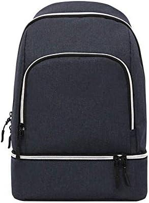 HOMDREAM Lunch Bag Insulated Cooler Backpack Bag Auslaufsichere Lunch-Tasche Mit Abnehmbarem Und Verstellbarem Schultergurt Lunch-Kühltasche Für Männer Frauen Für Picknick Am Strand Camping,DarkBlue