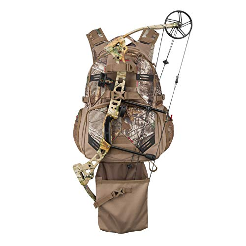 Fieldline Day Pack Quarry Day Pack, Real Tree Xtra