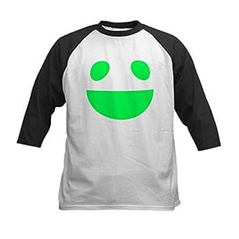 CafePress - Deadmau5 Kids Baseball Jersey - Kids Cotton Baseball Jersey, 3/4 Raglan Sleeve Shirt