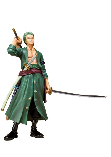 One Piece Roronoa Zoro Figuarts Zero New World Version Action Figure