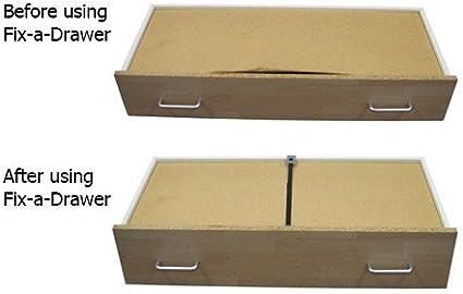 Kit Fix a Drawer para arreglar, reforzar o reparar cajones rotos ...