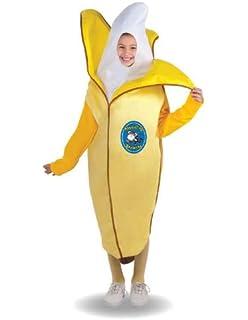 Amazon Com Banana Child Costume Toys Games