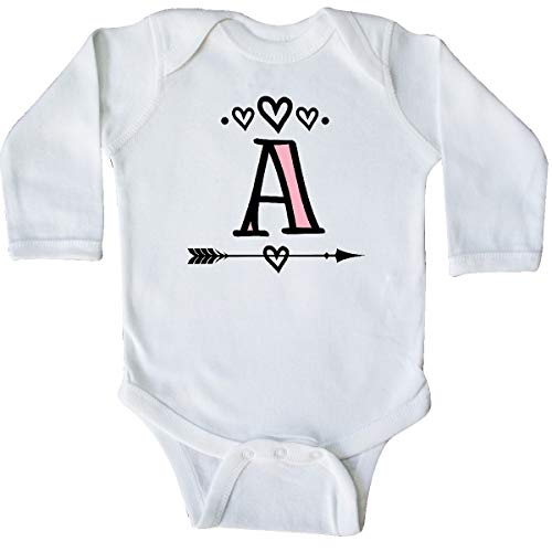 Monogrammed Toddler Clothes - inktastic Letter a Monogram Tribal Arrow