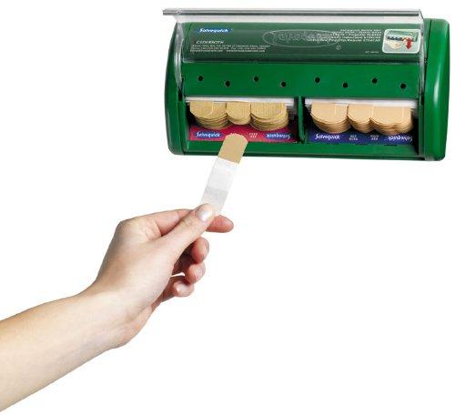 Salvequick®-Pflasterspender gefülltPflasterstrips elastisch und wasserfest Holthaus Medical