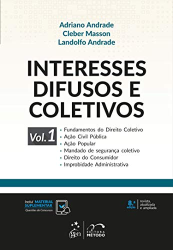 Interesses Difusos e Coletivos - Vol. 1: Volume 1