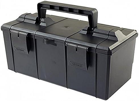 Caja de herramientas de plástico 420 x 150 x 130 mm para Fiat ...