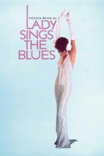 Lady Sings the Blues Movie Poster (27 x 40 Inches - 69cm x 102cm) (1972) Style E -(Diana Ross)(Billy Dee Williams)(Richard Pryor)(James Callahan)(Paul Hampton)(Sid Melton) (Billy Dee Williams Lady Sings The Blues)