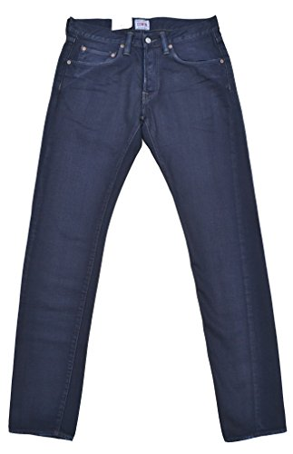 Edwin Jeans ED-55 Relaxed Nachtblau Blau Blue Black Coated Größe W31 L34