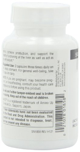 SOURCE NATURALS Ahcc Active Hexose Correlated Compound 500 Mg Capsule, 60 Count by Source Naturals (Image #6)