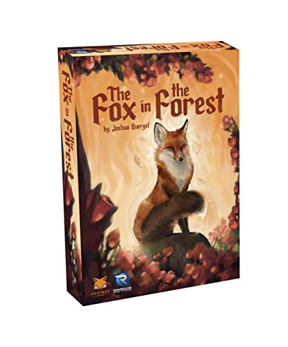 Renegade Game Studios The Fox in the Forest by Renegade Game Studios