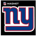 "Stockdale New York Giants SD 6"" Logo Magnet Die Cut Vinyl Auto Home Heavy Duty Football"