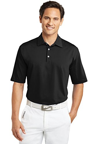 Nike Golf Nike Sphere Dry Diamond Polo - Black 354055 (Diamond Sphere)