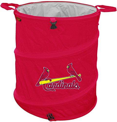st louis cardinals trash can - 1