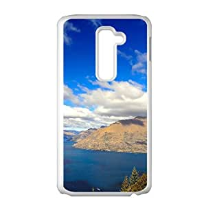 LG G2 Cell Phone Case , Pure and fresh Theme Custom Phone Case