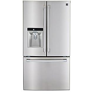 Kenmore PRO 79993 23.7 Cu. Ft. Counter Depth French Door Bottom Freezer  Refrigerator