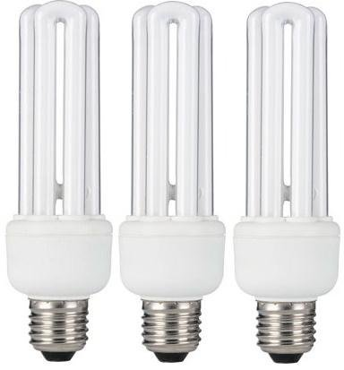 BC Lamps 2x 20W Low Energy Power Saving CFL Stick Light Bulbs B22 Bayonet
