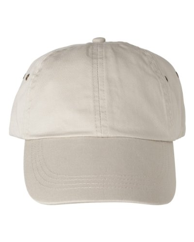 - Anvil Unisex Low Profile Twill Baseball Cap / Headwear (One Size) (Wheat)