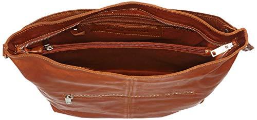juisy Cm Bag Marron 8x8x8 Femme H Tan Cabas X b T Delaware Cowboysbag gwSXqX