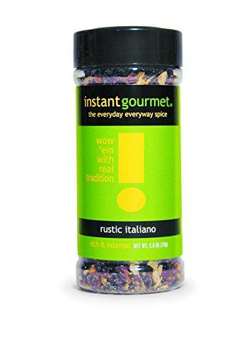 Instant Gourmet, Seasoning Italian Rustic, 3 Ounce