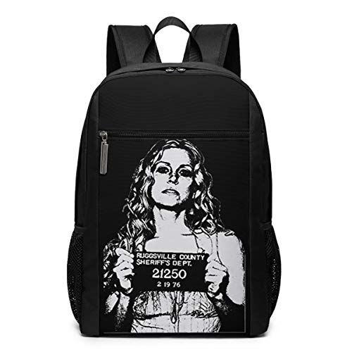 TammyRLewis Unisex Devil's Rejects Baby Sheri Moon Zombie Horror Movie Backpack Lightweight Large Capacity Durable Travel Backpack