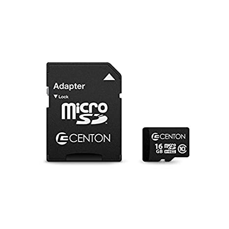 Amazon.com: Centon Electronics 16 GB Clase 10 Tarjeta Micro ...