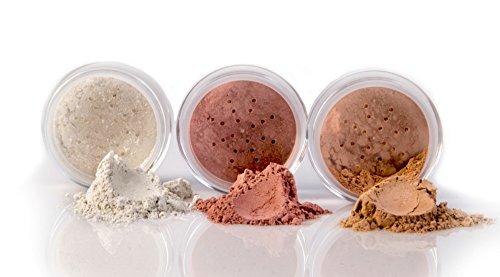 Sheer Makeup Set - 4