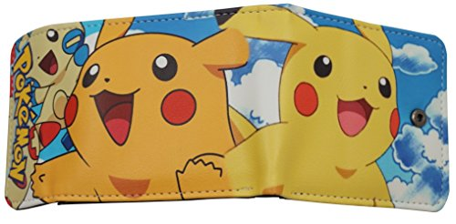 wallet Pokemon Pokemon Sky Pikachu wallet Clear Pikachu qnwOWv4tn