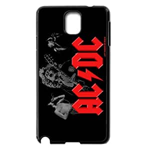 WJHSSB Rock Band ACDC Phone Case For Samsung Galaxy note 3 N9000 [Pattern-5]