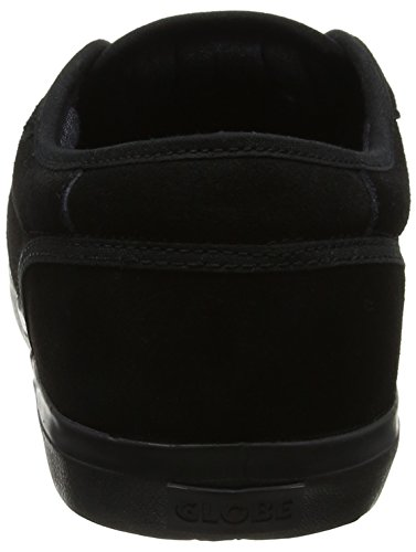 Black Black Globe Phantom Motley Uomo Sneaker Schwarz qww6U7S