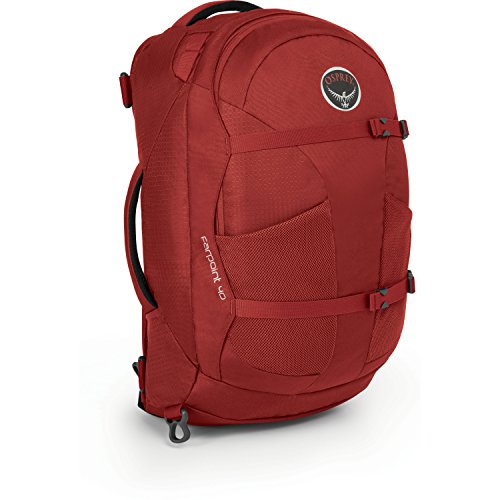 Osprey Farpoint 40 Backpack Small/Medium Volcanic Grey