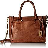 FRYE Demi Satchel Leather Handbag