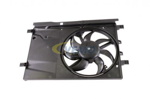 Radiator Fan 335 mm Fits ABARTH Grande Punto Hatchback FIAT 2005- by Vemo
