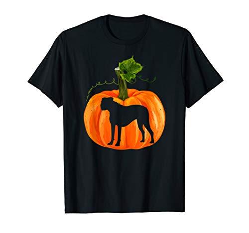 Happy Halloween Boxer Dog T-Shirt Gifts Funny Dog Christmas T-Shirt]()