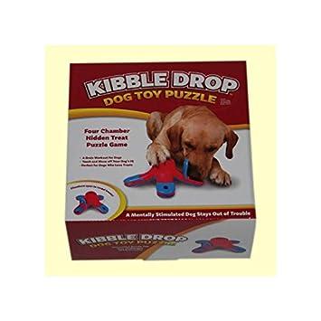 Kyjen Kibble Drop Dog Game (perro de juguete)