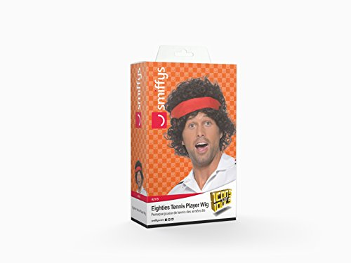 Smiffys Eighties Tennis Player Wig - http://coolthings.us