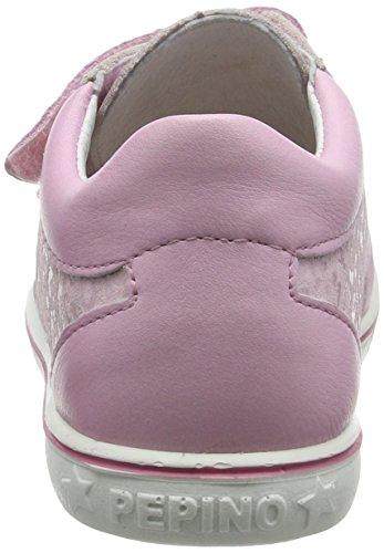 Ricosta Mädchen Niddy Sneaker Pink (Blush 331)
